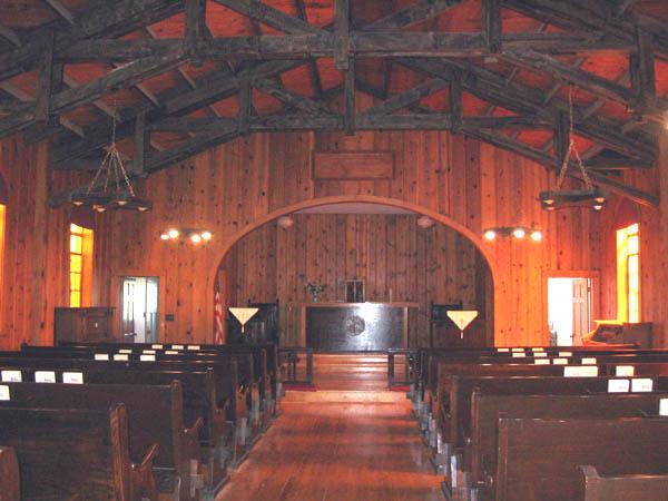 Fort Reno Wedding Chapel