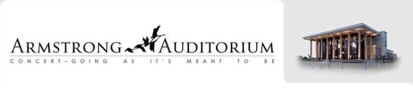 Armstrong Auditorium