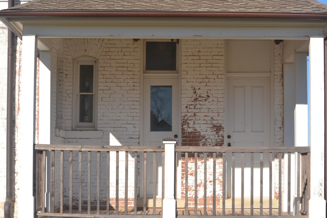 Fort Reno Officer's Quarters
