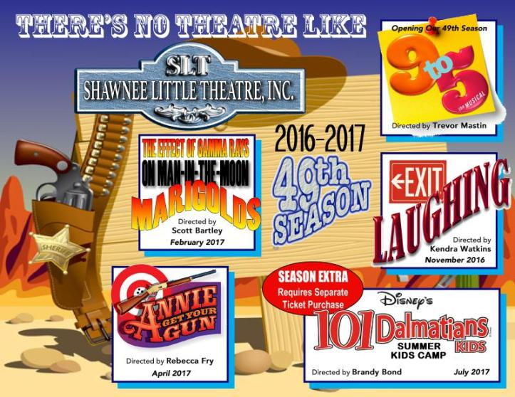 Shawnee Little Theatre 2016-2017